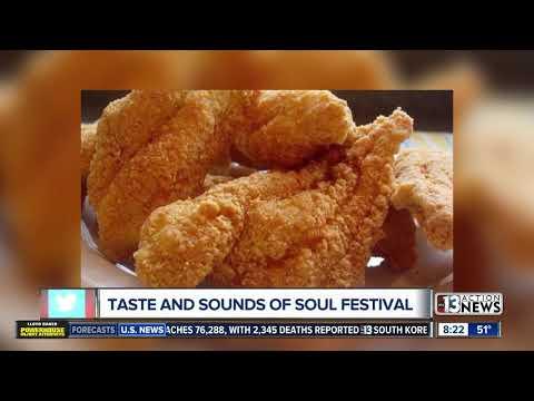 Taste and Sounds of Soul Festival