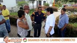 RECORRIDO ELECCIONES  OCTUBRE 25 2015