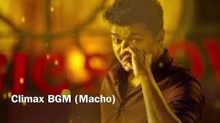 Mersal BGM - Climax BGM (Macho) | Vijay, S. J. Surya | A. R. Rahman