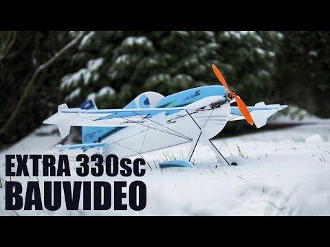 MULTIPLEX EXTRA 330sc | BAUVIDEO | 3DBros