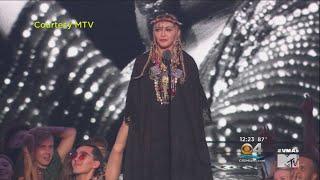 Madonna Slammed After Aretha Tribute At VMAs