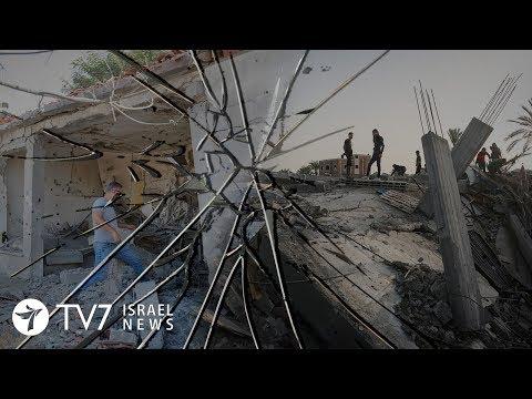 Israel-Gaza ceasefire holds, despite jihadist breaches - TV7 Israel News 15.11.19