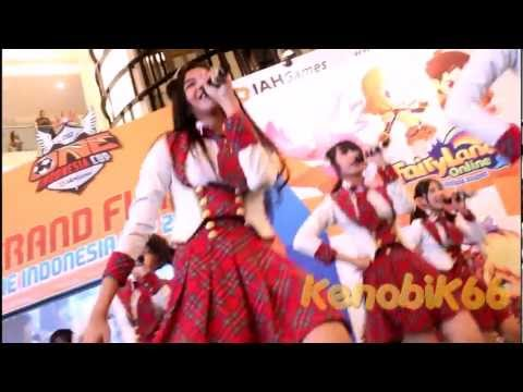 JKT48 - baby, baby, baby (OIC @Emporium Pluit Mall) [Low angle ver.] [HD]