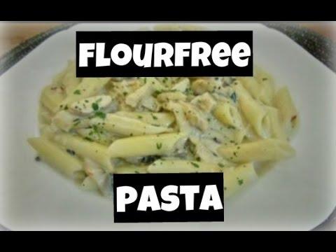 EASY FLOURFREE WHITE CHEESY PASTA | WHITE SAUCE PASTA | NO FLOUR | ITALIAN PASTA RECIPE