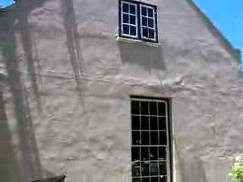 Cape Dutch Building and Gardens