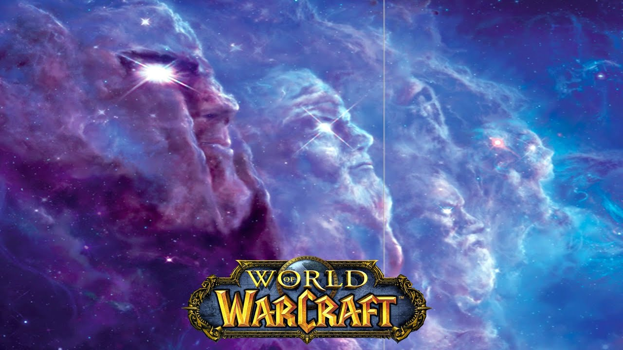 The creation of the cosmos world of warcraft chronicle youtube gumiabroncs Images
