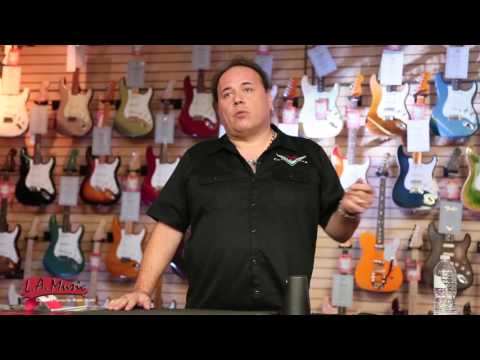 Fender Custom Shop Road Show With John Cruz - SVR Tribute