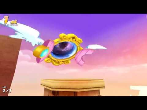 Talesrunner Aladdin E 1:17:95 / Princess Mermaid 1:10:80