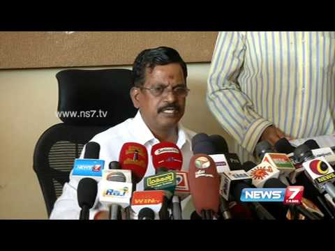 Theri movie release controversy : Kalaipuli S. Thanu speaks out 1/2 | News7 Tamil