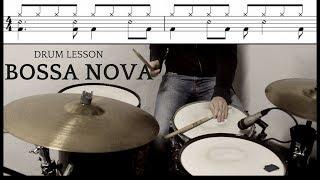 Bossa Nova Drum Lesson