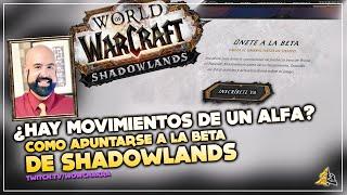 ¿Movimientos en la Alfa de Shadowlands? Cómo inscribirse a la Beta