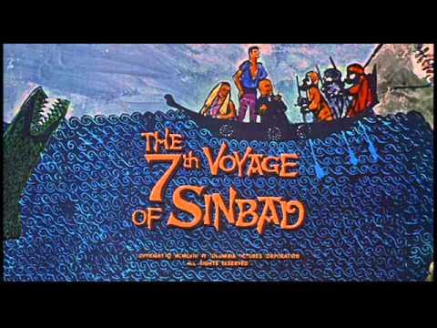The 7th Voyage of Sinbad (1958) - Selections - Bernard Herrmann