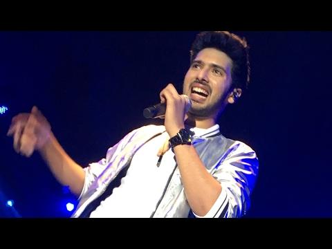 Armaan Malik live @ srcc- Main hoon hero tera- awesome performance