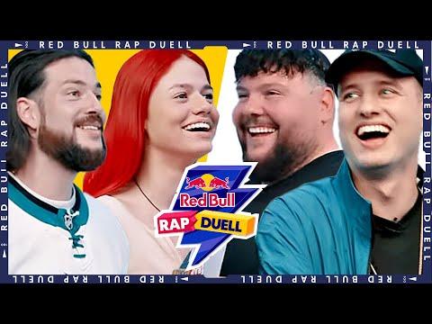 badmómzjay & Takt32 VS Bozza & Jumpa | Rap Duell S2 E8 | Red Bull Rap Einhundert