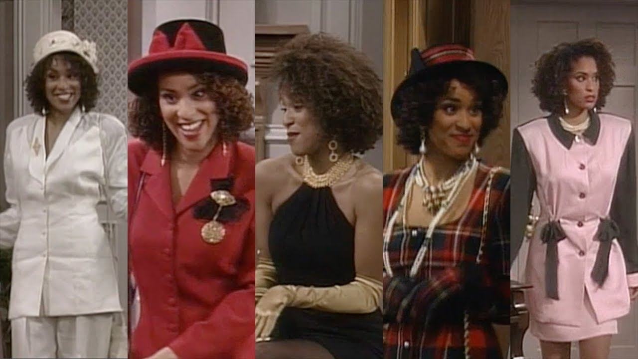 Hilary Banks Outfits