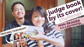 NON-READER TEBAK JALAN CERITA BERDASARKAN COVER BUKU | Booktube Indonesia