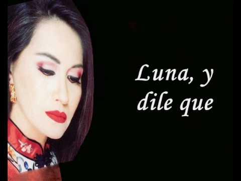 Ana Gabriel - Luna (Karaoke)