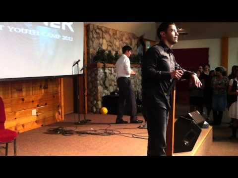 "N.C.C.D. MOP District Youth Camp 2012 - ""Encounter"""