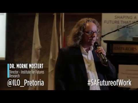 South Africa Future of Work - Demographic Dividend