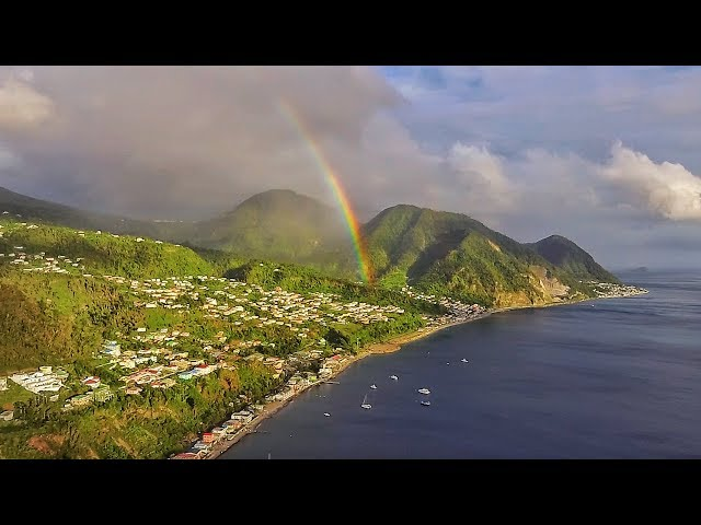 Ep. 30 Dominica after the hurricane