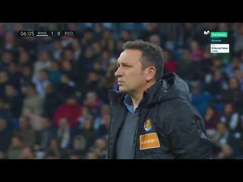 Real Madrid vs. Real Sociedad (10/02/2018) LA LIGA - HD Full Match