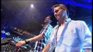 LIVE @ DDJA 2011 - Svenstrup & Vendelboe - Dybt Vand (Feat. Nadia Malm)