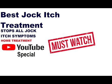 Best Natural Jock Itch Treatment - Health Product Business