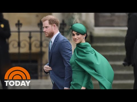 What's Next For Prince Harry And Meghan Markle After Their Final Royal Event? | TODAY