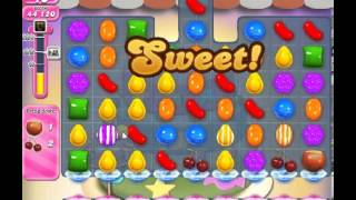 How to beat Candy Crush Saga Level 214 - 2 Stars - No Boosters - 97,520pts