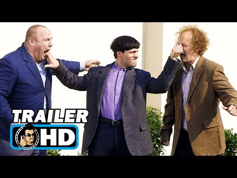 The Three Stooges - Official Trailer #2 (HD)