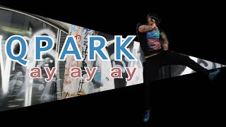 Q Park - Ay ay ay / Reggaeton Choreo by Jose Sanchez for Dancing Fitness