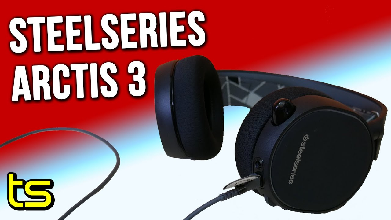 Steelseries Arctis 3 Headset Review Mic Test And 71 Surround Youtube Usb Soundcard Steel Sound 5hv2 Virtual