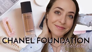 NEW Chanel Water-Tint Foundation REVIEW  | Fleur De Force