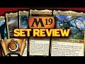M19 Set Review | The Command Zone #216 | Magic: the Gathering Commander/EDH Podcast