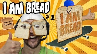 I Am Bread! ! Fgteev Duddy Must Become Toast! (lets Play Part 1: Grippin' In The Kitchen Gameplay)