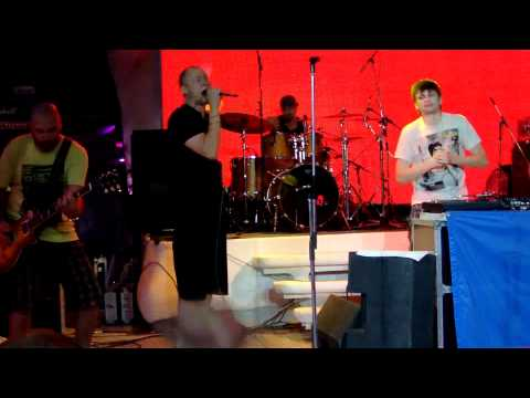 Бумбокс в Одессе клуб Ibiza (Ибица) - Пошёл вон (ВИА Гра cover)