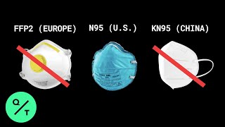 Why The U.S. Can't Import Life-Saving Masks