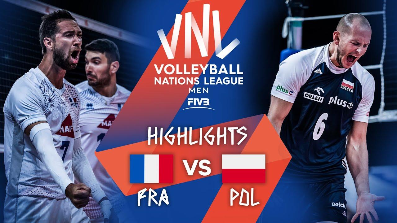 Download FRA vs. POL - Highlights Week 5   Men's VNL 2021