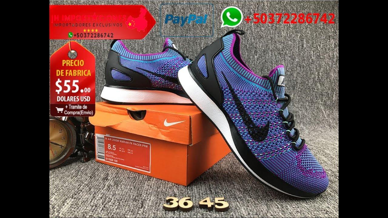 b481f2ec1ca0a Nike Air Zoom Mariah Flyknit Racer Alta Calidad 1 1 Made in China ...