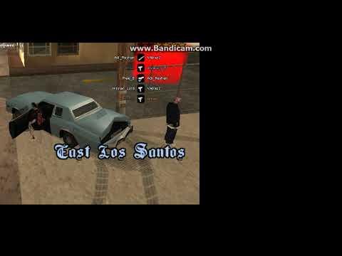 GTA Multiplayer CZ S2. Larricy