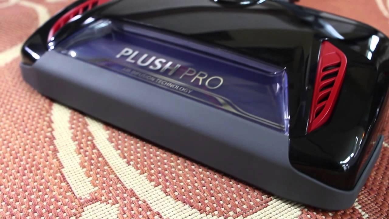 Panasonic Plush Pro Vacuum With Soft Carpet Technology