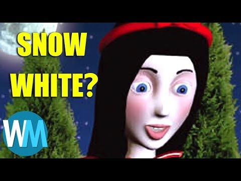 Top 10 Creepy Disney Bootleg Games