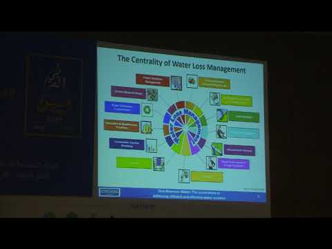 Arab Water Week Session (23) Part 2 Non-Revenue Water Reduction as New Water Resources