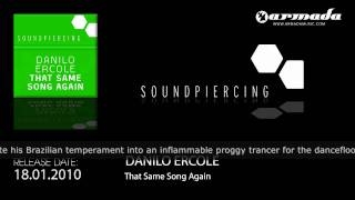 Danilo Ercole - That Same Song Again (Original Mix) (SPC059)