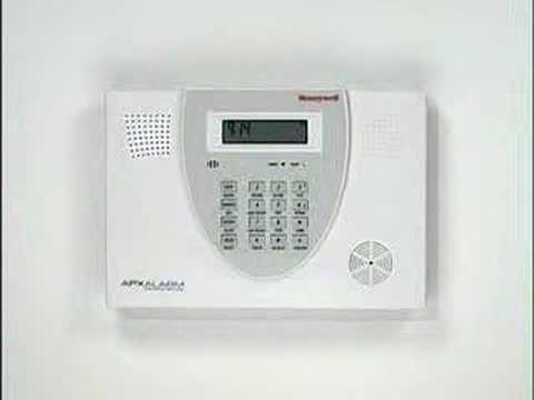 apx alarm lynx home security system tutorial 1 youtube rh youtube com apx alarm lynx manual lynx alarm programming manual