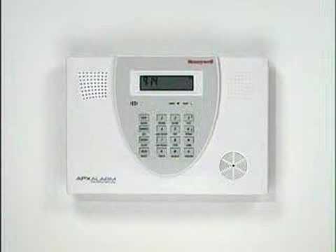 apx alarm lynx home security system tutorial 1 youtube rh youtube com Headquarters APX Alarm APX Alarm Panel