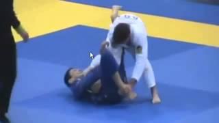 Europeans 2014 Analysis - Rafael Mendes Head Scissor Pass Vs Paulo Miyao