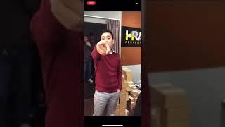 Clip đánh nhau : Donie Chu ( Duc Xuan chu ) vs Thủ Lĩnh Thủ lợn ( Thang Nguyen )