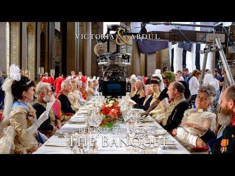 Victoria & Abdul: The Banquet - Behind The Scenes