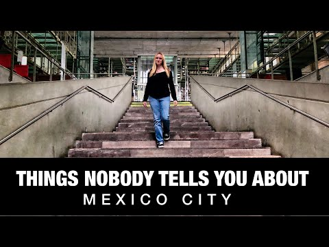 Mexico City Travel Tips: Things Nobody Tells You